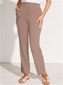 Perfect Fit Pants Short Length