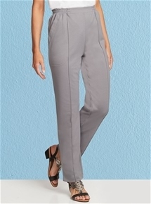 Ponte Pants Short Length