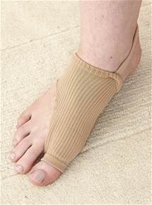 Gel Toe Sock with Strap