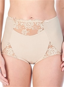Perfect Fit Pretty Lace Briefs