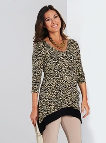 Azzuro Block Tunic