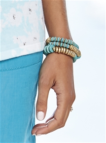 Resort 3 Row Bracelet