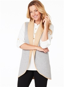 Travel Reversible Vest
