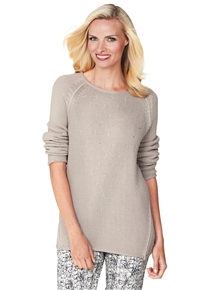 Aurora Studded Sweater