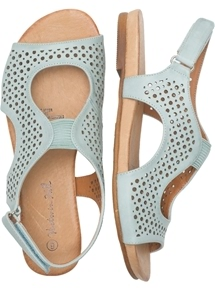 Amelia Cut out Sandal