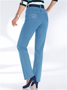 Invisible Waist Comfort Jean