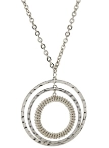 Miami Circle Necklace