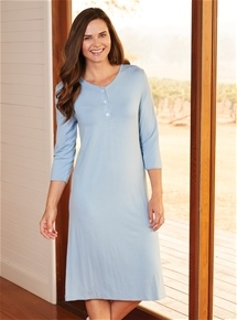 3/4 Sleeve Nightie