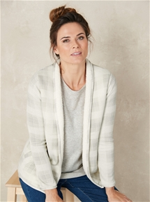 Shawl Collared Fleece Jacket