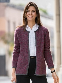 Classic Knit Jacket