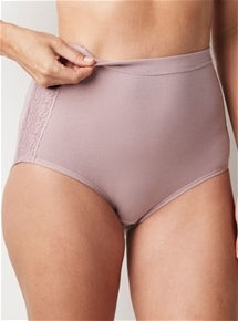 3 Pack Comfort Lace Brief