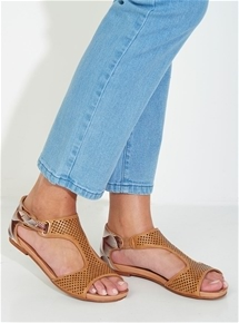 Touch Close Sandal