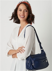 Jeanne Multi Pocket Bag