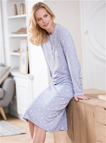 Thermal Sweetheart Nightie