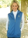 Fleece Embroidered Vest_15F23_2