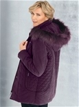 Detachable Hood Faux Fur Jacket_19Q49_2