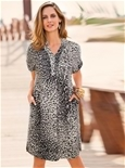 Animal Print Tunic Dress_19V11_0