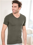 Mens Ultra Soft Short Sleeve_9519_1