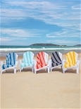 Cotton Havana Stripe Beach Towel_HAVTL_0