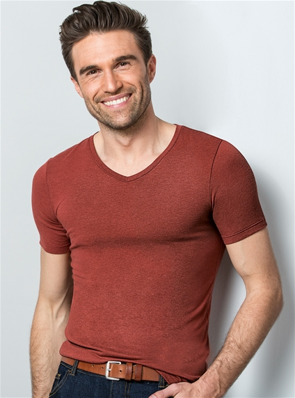 Mens Ultra Soft Short Sleeve