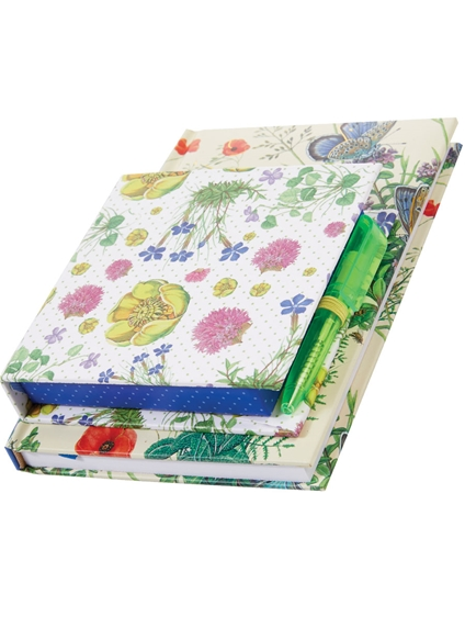 Free Gift - Floral Stationery Set